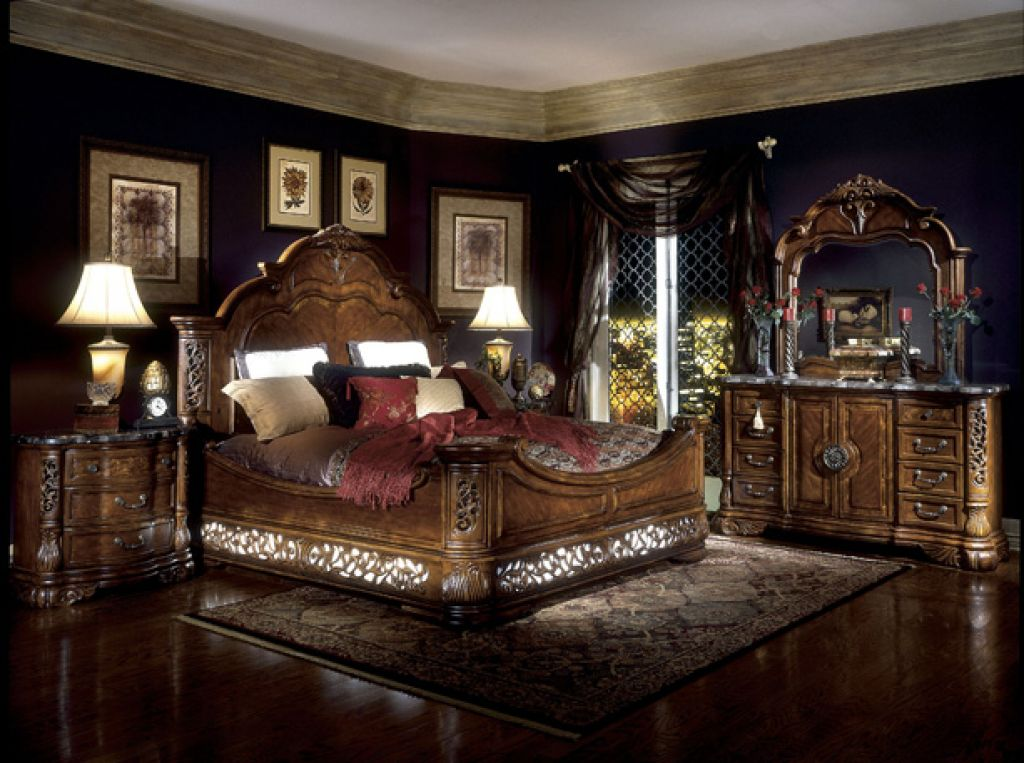 Excelsior Bedroom Collection by Michael Amini